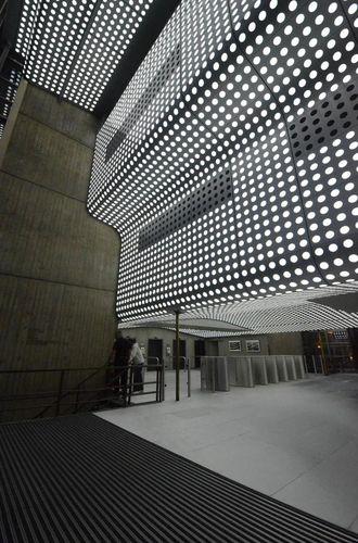 caruso torricella architetti — Carlos Pellegrini Lobby