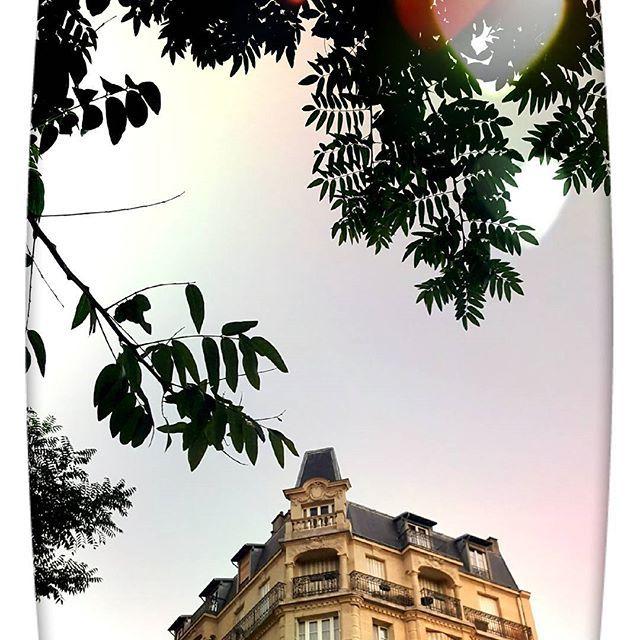 Le soleil vient de lever 🌝... Une nouvelle semaine qui débute pour vous et moi, une nouvelle occasion d'atteindre ses objectifs. Bon lundi 😘 #travel #france #makemoments #photooftheday #natgeotravelpic #facade #pursuepretty #igersparis #huntgram #symetry #architecture #parismonamour #architectureporn