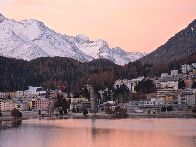 Top European destinations St. Mortiz Top European Destinations you should see