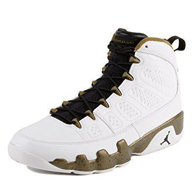 the best attitude 28850 764af Nike Air Jordan 9 Retro  The Spirit  Statue 302370-109 White Militia Green  Shoes (size 11.5) Review   Men Fashion Sneakers   Pinterest   Green shoes,  Nike ...