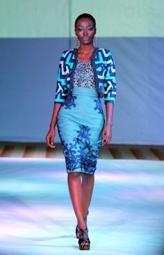 2012 Ghana Fashion & Design Week: Duaba Serwa
