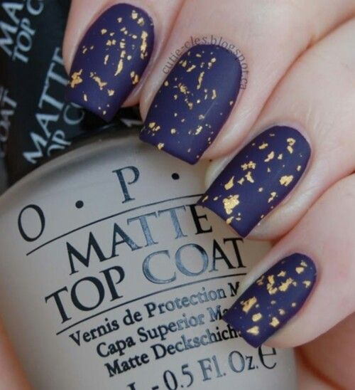 Every girl needs a matte top coat!!
