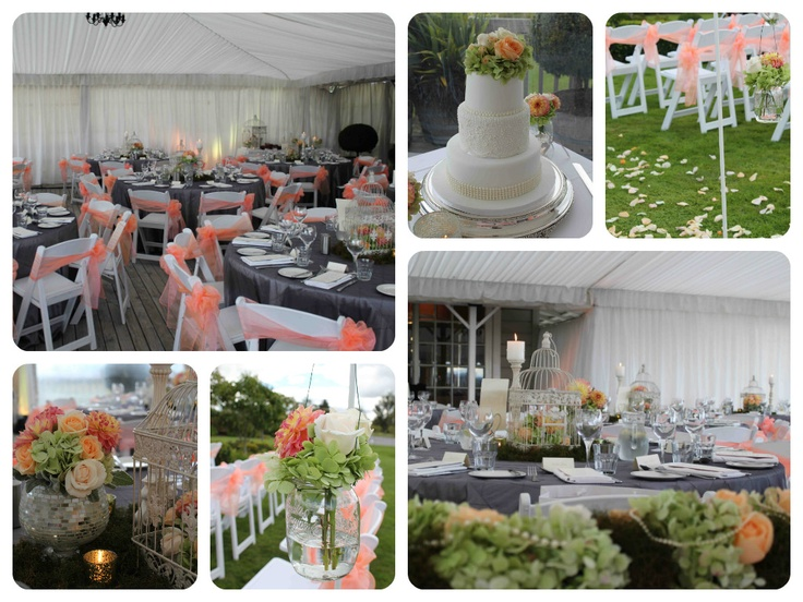Marquee Wedding @ Huka Falls Resort, Taupo
