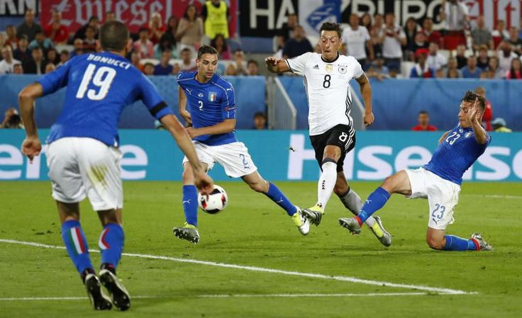 Deutschland Italien Boateng