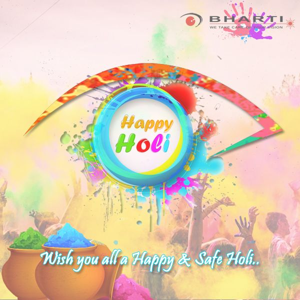 May your life be filled with happiness and may you be successful in whatever you do.  Wishing you all a very aHappy Holi.