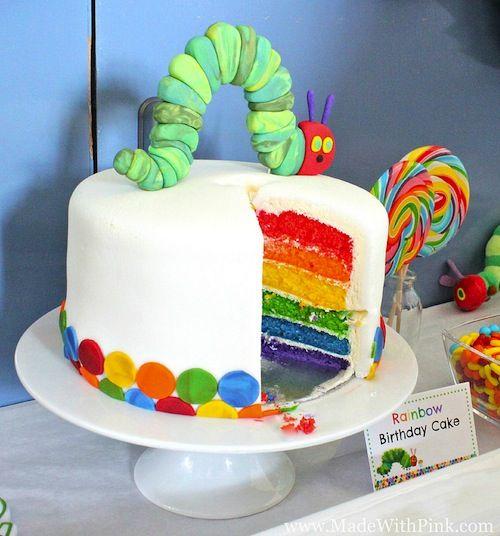 15 Show-Stopping Gender Neutral Birthday Cakes For Kids