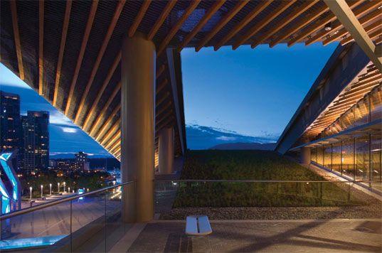 Vancouver convention centre - LEED platinum