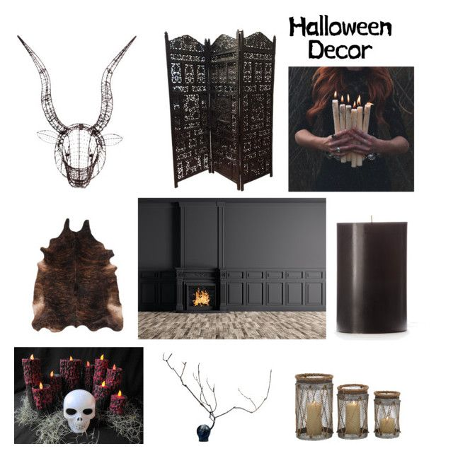 15 best My Polyvore images on Pinterest Polyvore, Balmain and - frontgate halloween