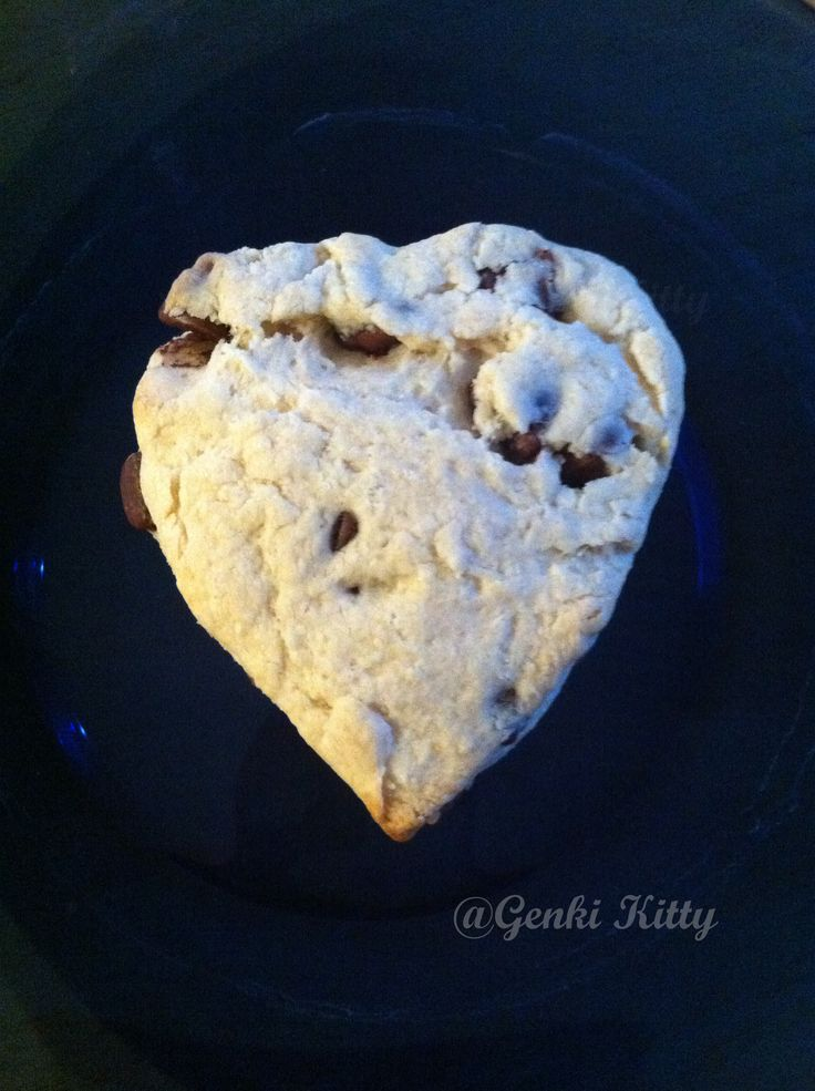 Vegan Chocolate Chip Scone Recipe
