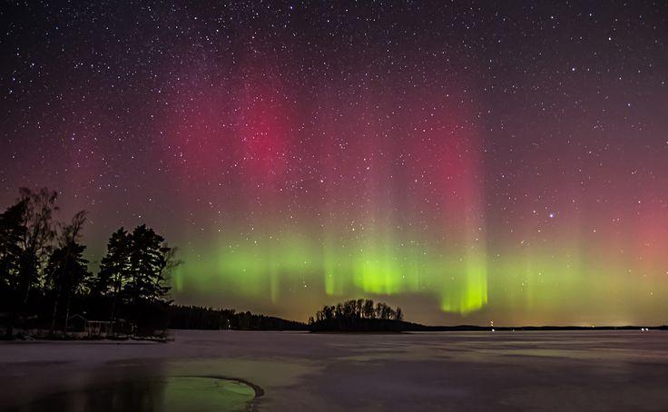 Auroras by Ville Lukka on 500px