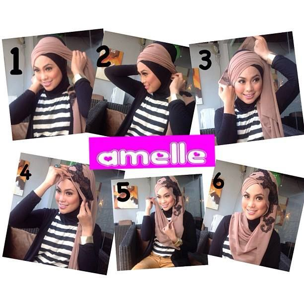 hijabstyle by amelle 2