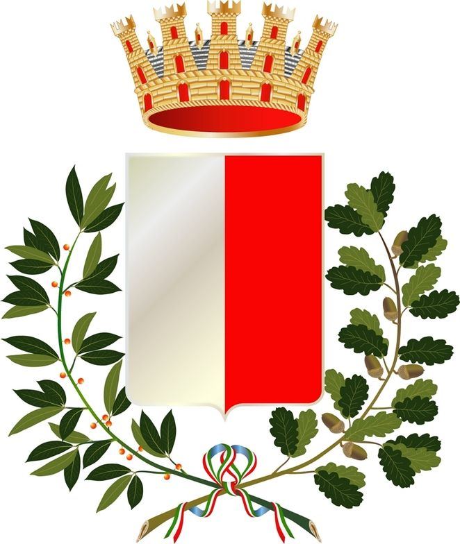 Lo stemma della Bari , Puglia