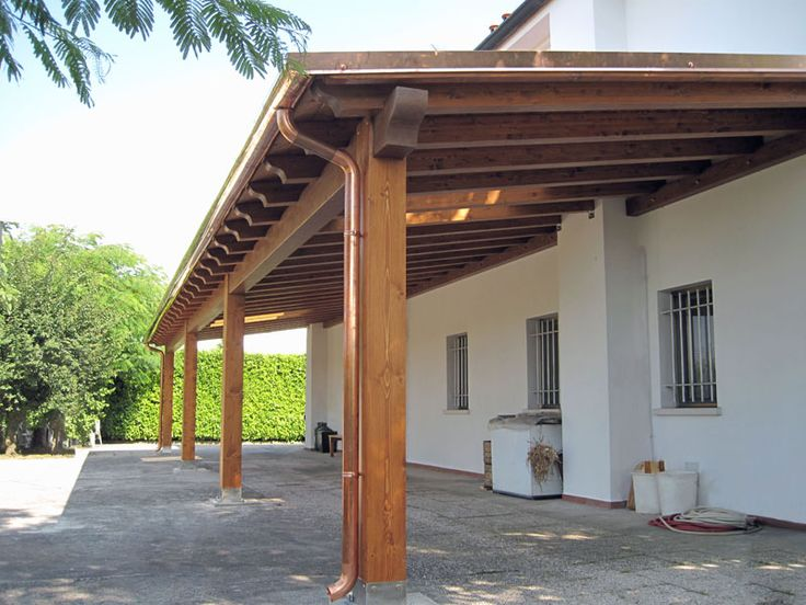 Artigiana Coperture - Foto e immagini di strutture, tettoie e coperture in legno