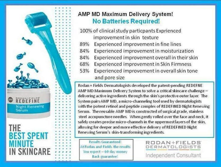 Rodan and Fields AMP MD roller! A tool that is driving our business right now! Helps with scarring too! Christinaherndon.myrandf.com