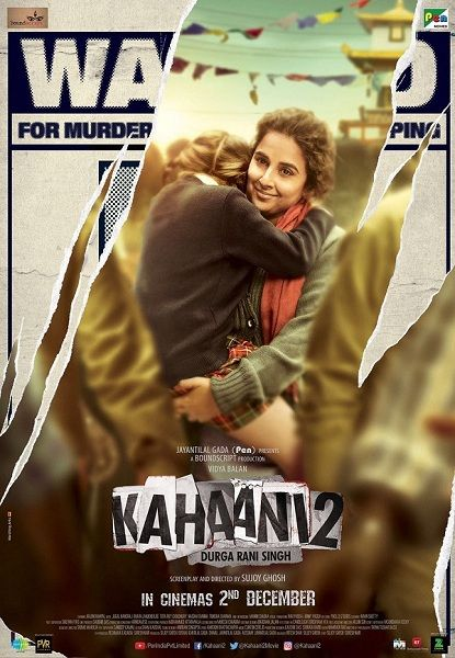 BOLLYWOOD LIFE: KAHANI 2  THE MOVIE REVIEW