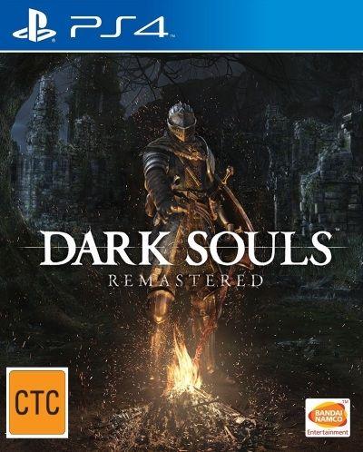 Dark Souls: Remastered RPG, PlayStation 4   Sanity