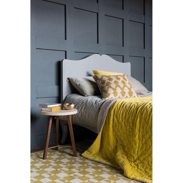 Velvet Linen Bedspread image