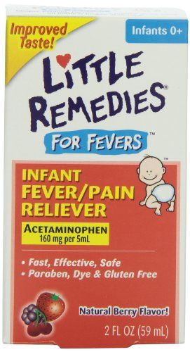 Little Remedies Fever Pain Reliever, Natural Mixed Berry Infants, 2 Fluid Ounce Little Remedies http://www.amazon.com/dp/B005LOO2I6/ref=cm_sw_r_pi_dp_lrVbub03ABCFS