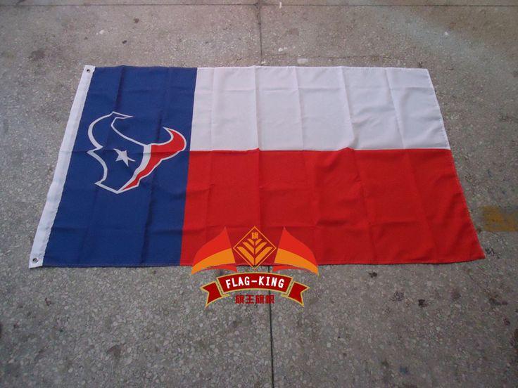 Хьюстон Техасцы флаг, оркестр флаг, хьюстон Техасцы Футбол Клуб баннер, 90*150 СМ полиэстер флаг царя