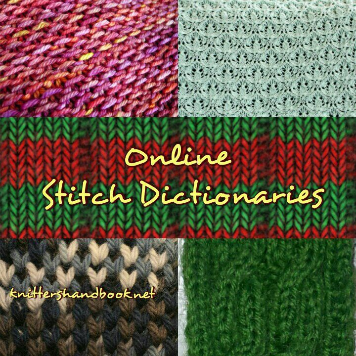 260 best Knitting Stitches images on Pinterest | Knitting patterns ...