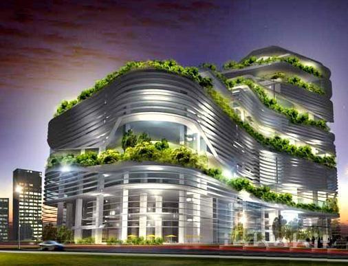 Architecture School Building