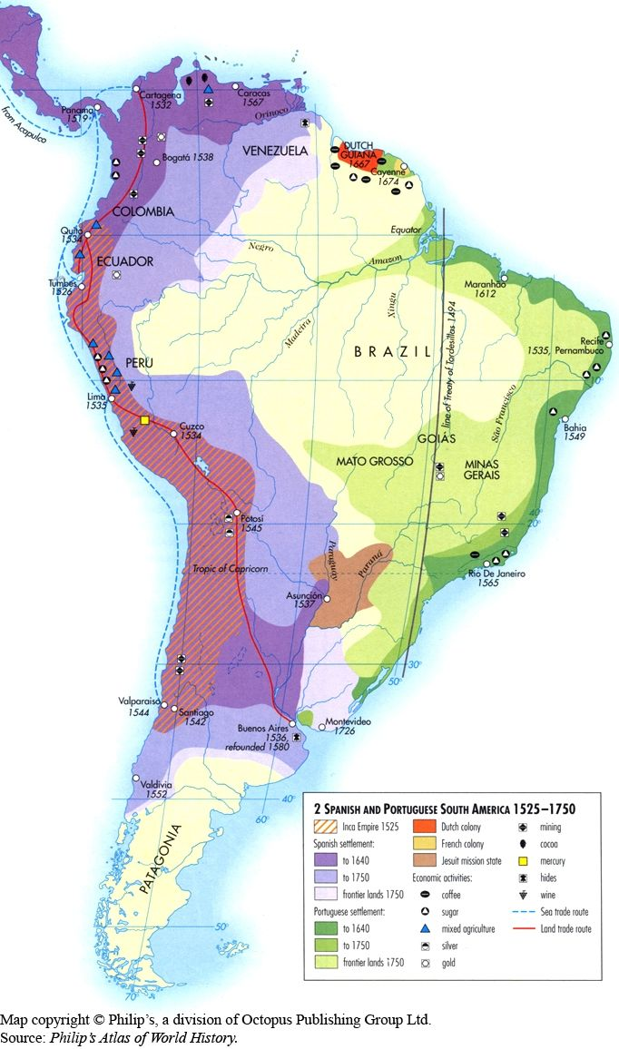 Brief History of Argentina: Colonization to Present Day