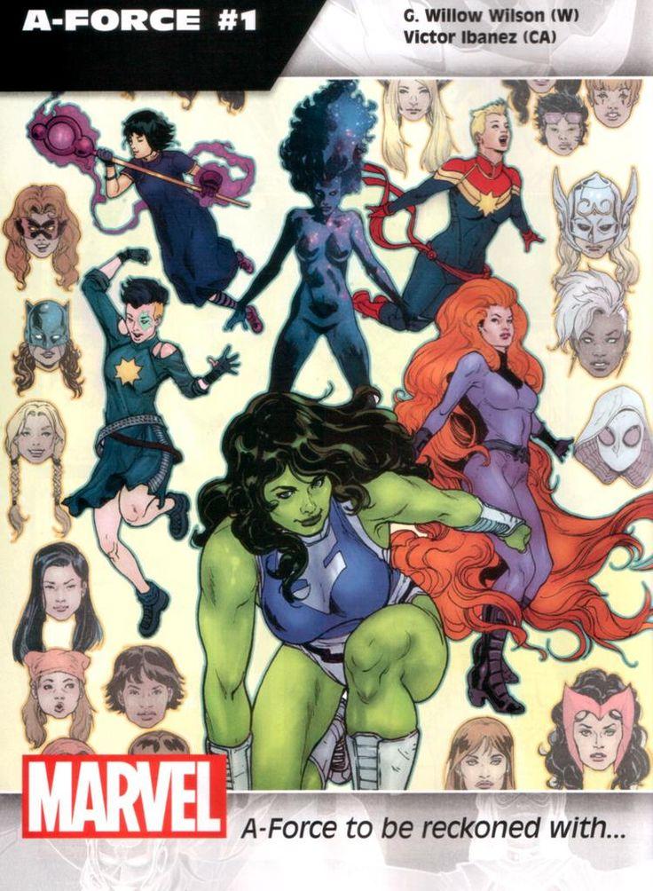 Novas capas vazadas da Marvel mostram heroína grávida, novos uniformes e mais! - Legião dos Heróis