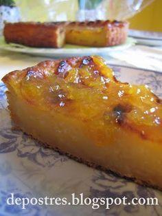 Esta receta es de mi madre, y es la mejor que he comido, desde luego he probado muchas y para mi esta es la mejor tarta de manzana sin duda. Claro que para gustos los colores. La he hecho hoy para …