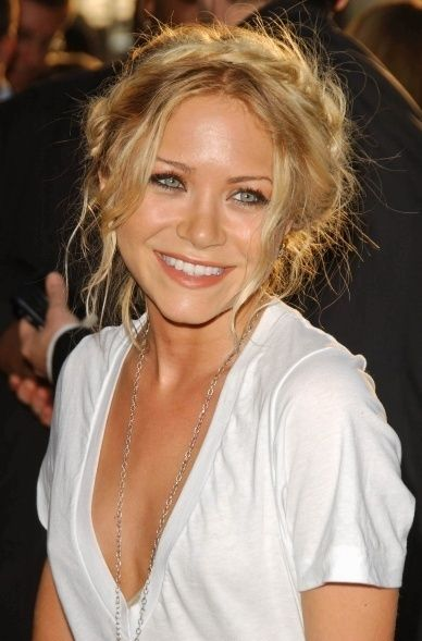 Olsen.: Milkmaid Braid, Hairstyles, Wedding Hair, Olsen, Hair Styles, Makeup, Braids, Beauty, Mary Kate
