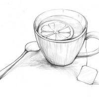 eine-tasse-tee-zeichnen-dekoking-com (Cool Sketches)