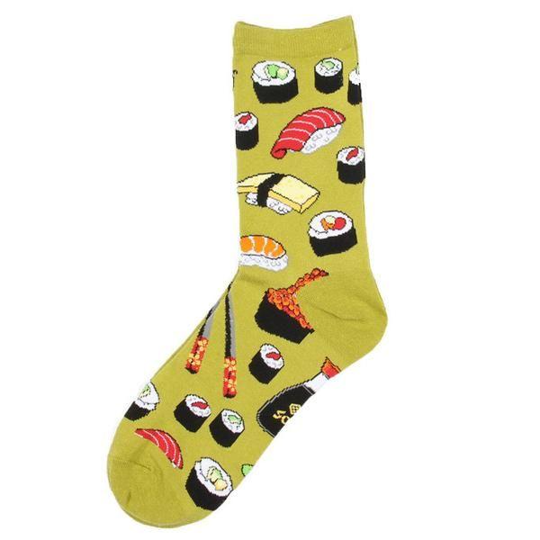 Sushi Addict Socks
