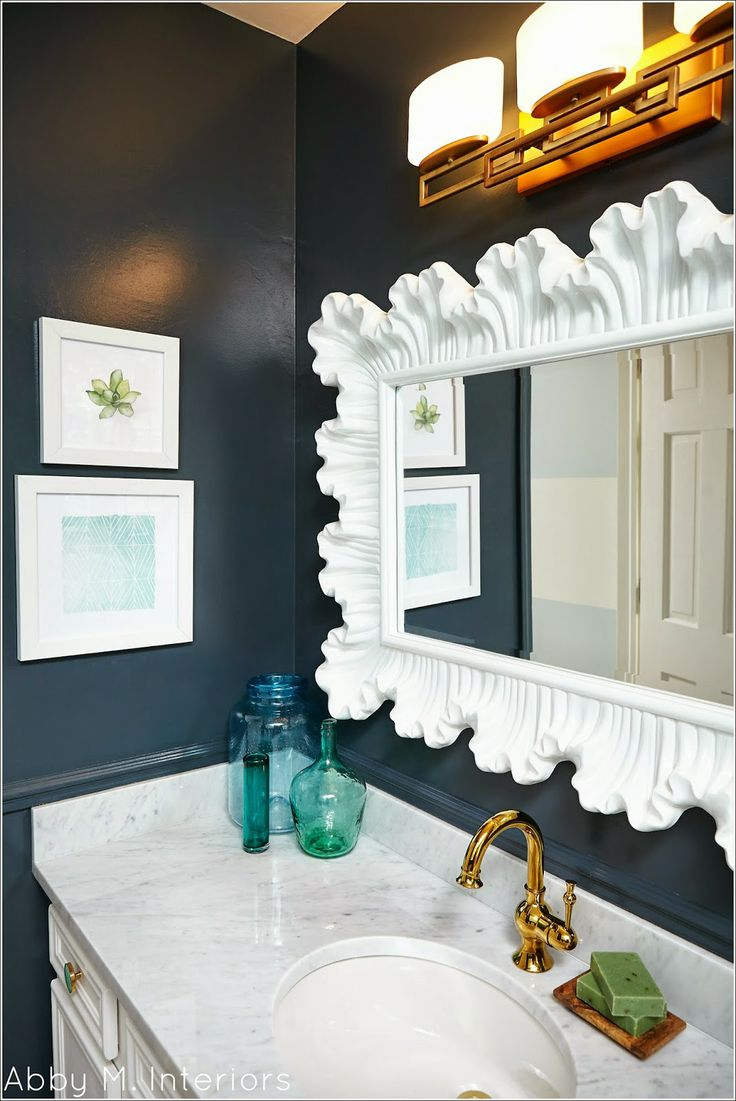 Best ABBY MANCHESKY INTERIORS PORTFOLIO Images On Pinterest - One week bathroom