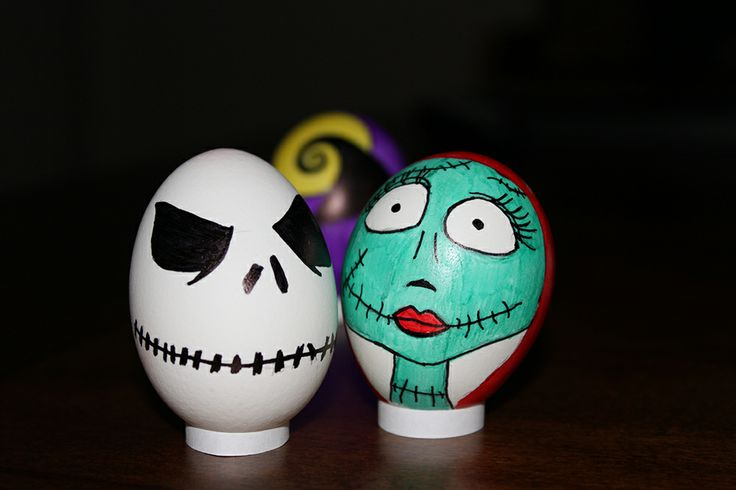 Nightmare Before Christmas - Easter Eggs - http://www.luigiq.com/?p ...