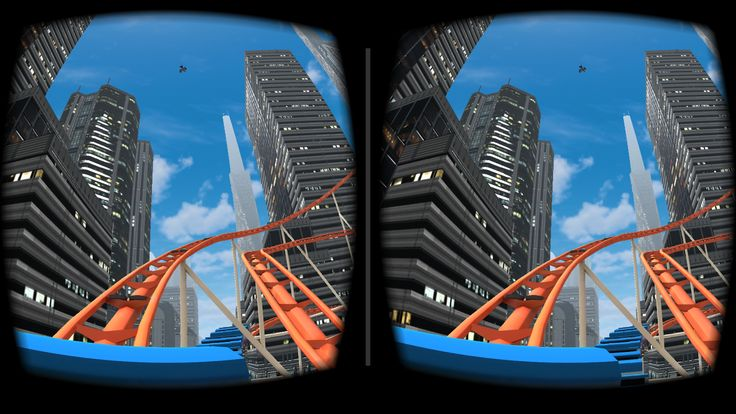 VR Roller Coaster - Android Apps on Google Play