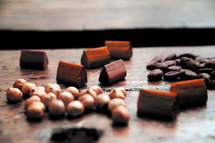 Giandujotti Guido Castagna #guidocastagna #cioccolato