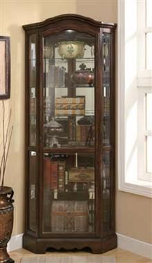 Best Of Antique Corner Curio Cabinet