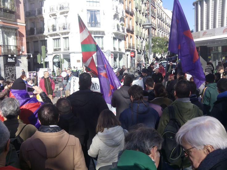 Madriz-Altasu ¡Solidaridad! Solidaridad, detenciones, represión, Libertad