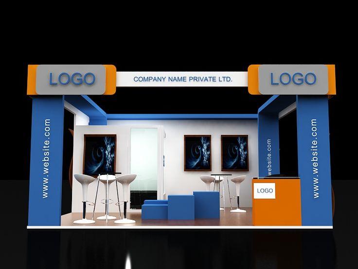 Ideal Digitalsellz Exhibition stall