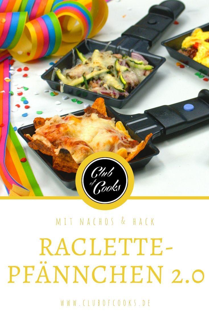 Raclette ist ein echter Klassiker an Weihnachten und Silvester. Aber habt ihr schon mal Raclette mit Hack und Käse ausprobiert? Es schmeckt unglaublich gut! – Heidi Neis