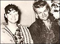 In a 1958 two month roadtrip, nineteen-year-old Charles Starkweather and forteen-year-old Caril Fugate embarked on a murder spree that horrified the country. They murdered eleven people, among them was his two-year-old sister, Betty Jean, by strangling and stabbing her...