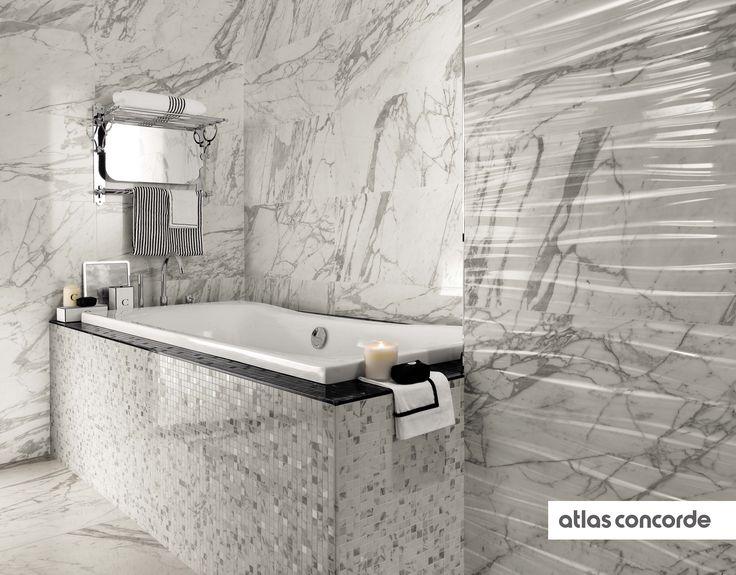 #MARVELPRO statuario select | #AtlasConcorde | #Tiles | #Ceramic | #PorcelainTiles