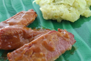 Saucy Corned Beef and Colcannon | Food Glorious Food!!! | Pinterest