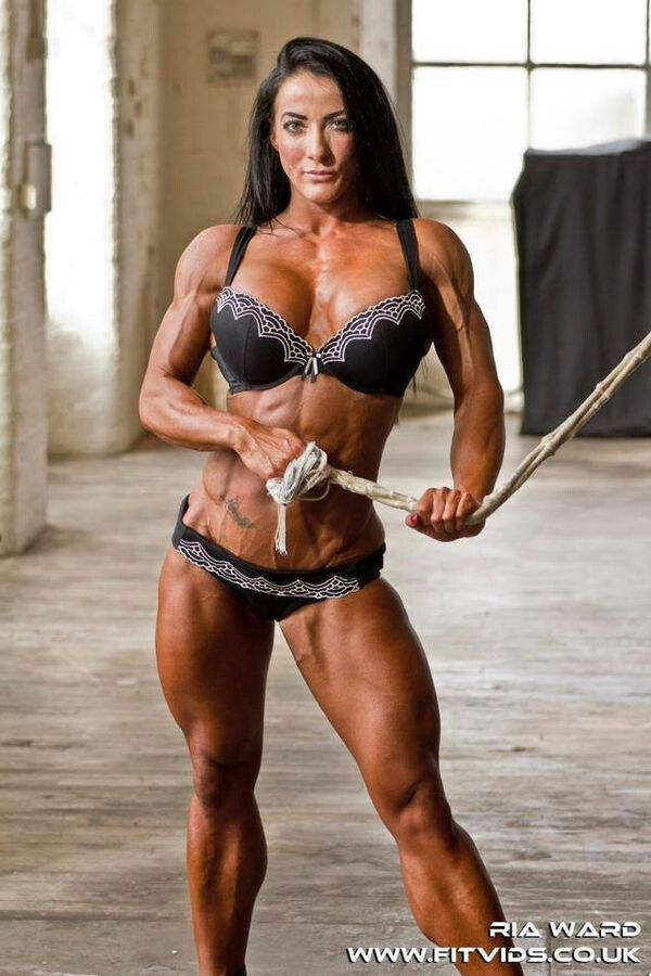 Amateur Female Body Builders