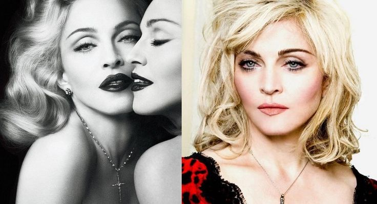 Inspírate en el maquillaje de Madonna - http://mujeresconestilo.com/inspirate-en-el-maquillaje-de-madonna/