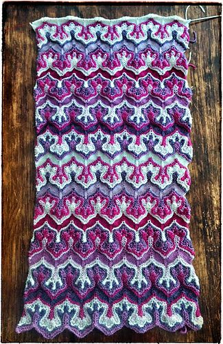 Ravelry: Project Gallery for Fox Paws pattern by Xandy Peters