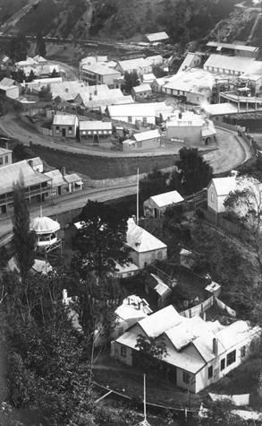 Postcard - Walhalla, Victoria, 1905-1920 Museum Victoria, Australia