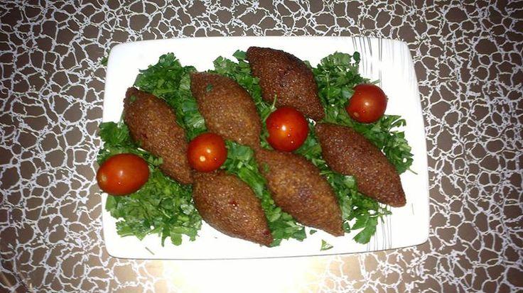 içli köfte-turkish food