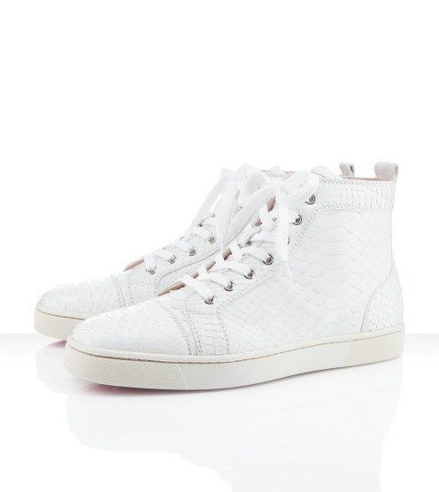 Christian Louboutin - Louis Men's Flat