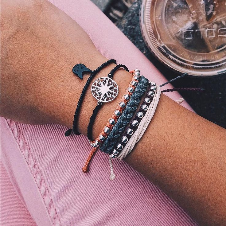 Boho Vibes   Pura Vida Bracelets