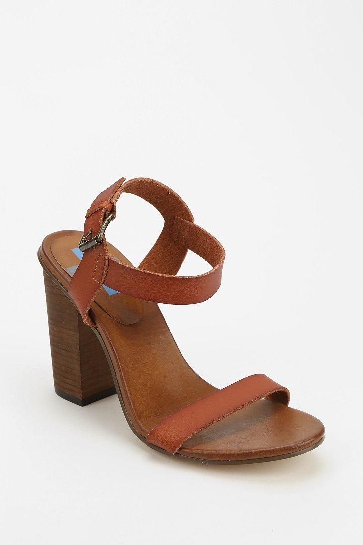 We Who See Wylde Heeled Sandal #urbanoutfitters